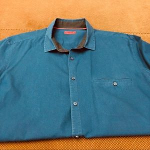 Alfani Short sleeve shirt